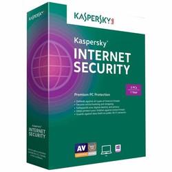 Phần mềm diệt virus Kaspersky Internet Security 2016 3PC 1 năm
