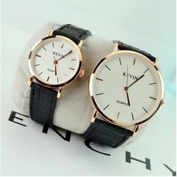 Đồng hồ đôi Kevin thời trang cao cấp