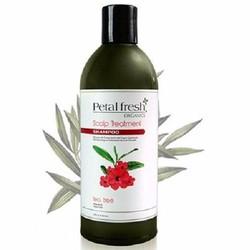 Dầu gội organic trị gàu trà xanh Petal Fresh