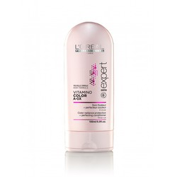 Dầu xả LOreal Vitamino Color A-OX Conditioner chăm sóc tóc nhuộm 150ml