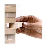 Đồ chơi rút gỗ 48 thanh Jenga Hàn Quốc