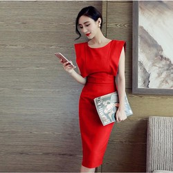 Đầm ôm nhiều màu cực xinh D1163