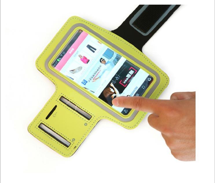 Đai đeo tay tập thể dục cho smartphone điện thoại iPhone 5.5 inch 7