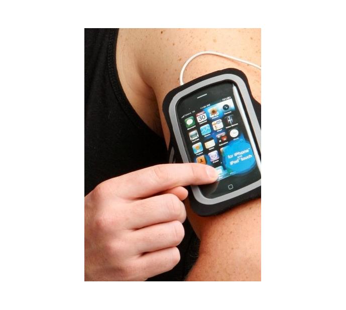 Đai đeo tay tập thể dục cho smartphone điện thoại iPhone 5.5 inch 14