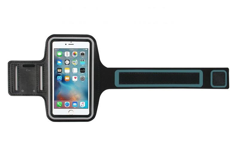 Đai đeo tay tập thể dục cho smartphone điện thoại iPhone 5.5 inch 2