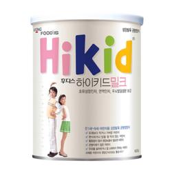 Sữa HIKID tăng chiều cao Dành cho bé từ 1 đến 9 tuổi