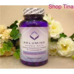 Thuốc Uống Trắng Da Relumins Advance White - TTDXXM001