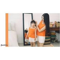 Sét áo và quần cho mẹ và bé