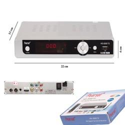 Đầu Thu Truyền Hình Kỹ Thuật Số Mặt Đất DVB T2 HD 2000 Pantesat