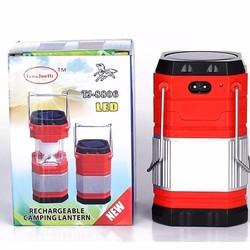 Đèn LED Năng Lượng Mặt Trời Đỏ