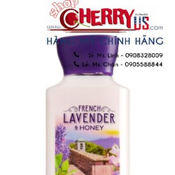 Sữa Dưỡng Thể BATH AND BODY WORKS French Lavender và Honey -88ML