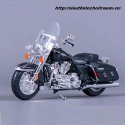 Mô hình xe mô tô HARLEY DAVIDSON FLHRC ROAD KING CLASSIC 2013 1:12