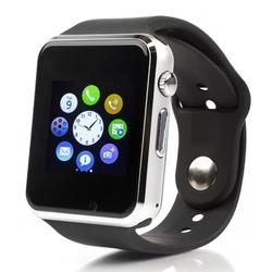 Đồng hồ thông minh Smart Watch A1 gắn sim độc lập Đen