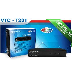 Đầu thu truyền hình kỹ thuật số VTC T201