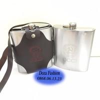 Bình Đựng Rượu Inox CCCP truyền thống 51oz 1l5