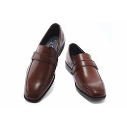 Giày da bóng Ecco thời trang công sở sang trọng 2016