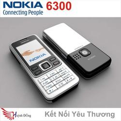 NOKIA 6300 - Pin và Sạc Tốt