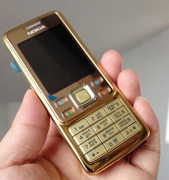 Điện thoại Nokia 6300 gold,cafe,đen chính hãng 2
