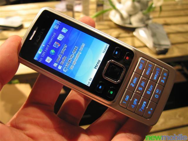 Điện thoại Nokia 6300 gold,cafe,đen chính hãng 5