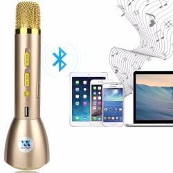 Micro Không Dây Kiêm Loa Bluetooth