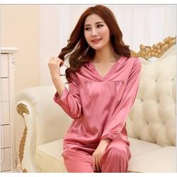 Bộ đồ ngủ nữ thời trang cao cấp 2016 - #801