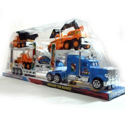 xe tải chạy trớn
