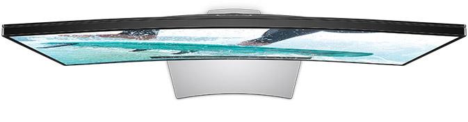 Màn hình máy tính LED Dell 27inch Full HD – Model SE2716H Đen 4