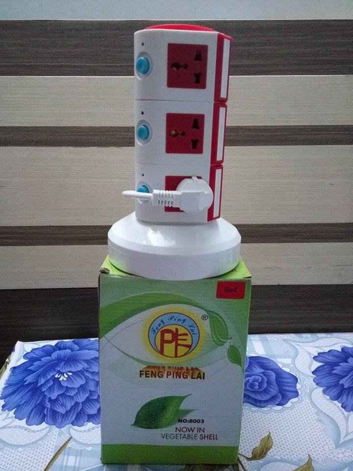 Ổ Điện Vòng Xoay Feng Ping Lai 2