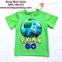 Áo Pokemon Go vải bao đẹp
