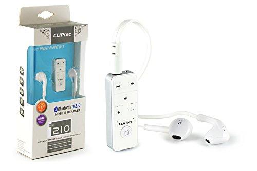 Tai nghe Bluetooth không dây Clictec PBH210 Trắng 1