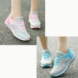 Giày sneaker nữ thể thao năng động GN064