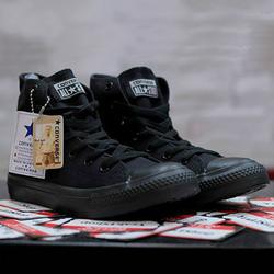 Giày Sneaker Nữ Cổ Cao Thời Trang