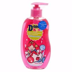 Tắm gội toàn thân trẻ em Kids D-nee 400ml