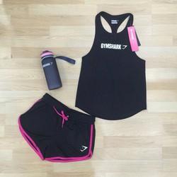 Bộ quần áo thể thao cực cute