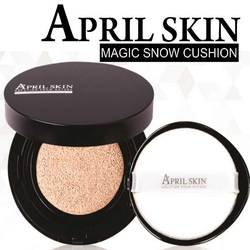 Phấn nước Hàn Quốc April Skin Magic Snow Cushion