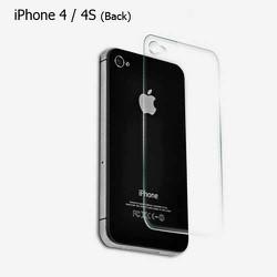 Miếng dán kính cường lực iPhone 4 4S - mặt sau