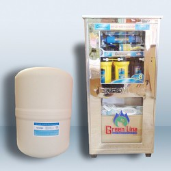 Máy lọc nước GreenLine GL08  InoxKNT