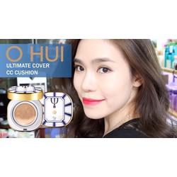 phấn tươi makeup Ohui BB Ultimate Cover Cc Cushion Spf50++ cao cấp
