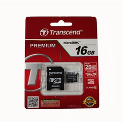 THẺ NHỚ 16GB TOSHIBA MICRO SD CLASS