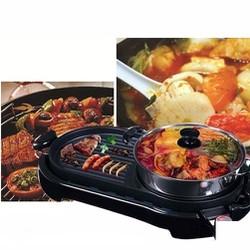Bếp Lẩu Nướng 2 Mâm Nhiệt PAN BH 12 tháng