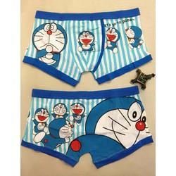 Quần lót hoạt hình Doraemon, Mickey, Luffy