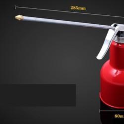 Dụng cụ tra dầu mỡ 500ml dùng cho sửa chữa xe máy, xe đạp, ô tô