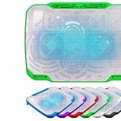 Đế tản nhiệt CoolCold K21 2 quạt sắc màu của công nghệ