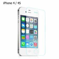 Miếng dán kính cường lực iPhone 4 4S - mặt trước
