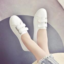 Giày mọi thể thao 2 quai dán xinh xắn - LN613
