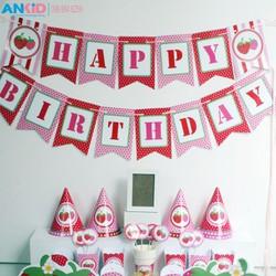Phụ kiện sinh nhật cho bé yêu