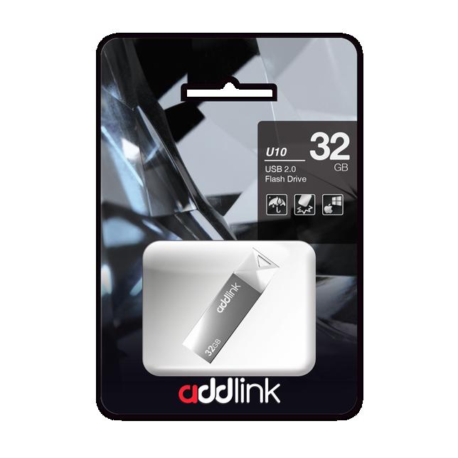 USB 3.0 Addlink U10 64GB Đen 6