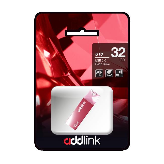 USB 3.0 Addlink U10 64GB Đen 3
