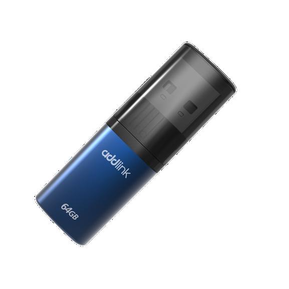 USB 3.0 Addlink U15 64GB Đen 3