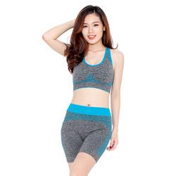 Chuyên sỉ lẻ Bộ quần áo tập gym, yoga nữ